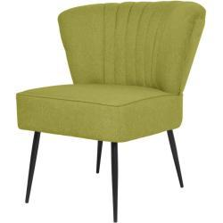 Koktejlová židle Elsie | zelená