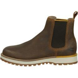 Pánské Kotníkové boty Camel Active v hnědé barvě