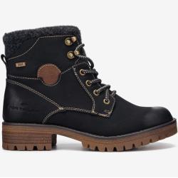Kotníková obuv Tom Tailor | Černá | Dámské | 37