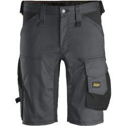 Pánské Kraťasy Snickers Workwear AllroundWork v šedé barvě ve velikosti XL