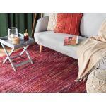 Krátkovlasý barevný bavlněný koberec 140x200 cm - DANCA
