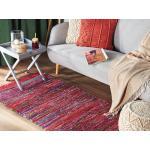 Krátkovlasý barevný bavlněný koberec 80x150 cm - DANCA