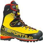 Pánské Zimní boty La Sportiva v žluté barvě Gore-texové voděodolné na zimu