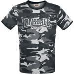 Lonsdale London - Cobbett - Tričko - maskáčová