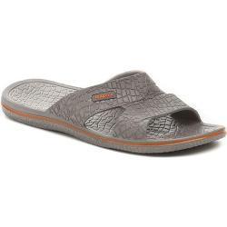 Pánské Pantofle Magnus v šedé barvě na léto