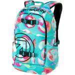 MEATFLY Meatfly Basejumper 4 Backpack + POUZDRO F - Blossom Mint