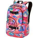 MEATFLY Meatfly Basejumper 4 Backpack + POUZDRO G - Blossom Pink