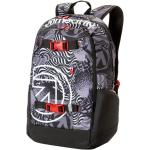 MEATFLY Meatfly Basejumper 4 Backpack + POUZDRO H - Numb Black