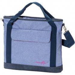 MEATFLY Meatfly Kuna Ladies Bag C - Denim