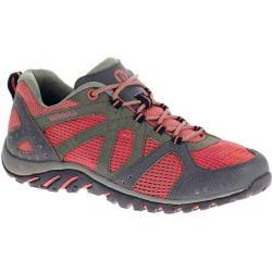 Dámská  Treková obuv Merrell v šedé barvě s Vibram podrážkou na léto