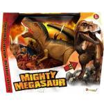 Mighty Megasaur Chodící T-Rex se zvuky, 40 cm