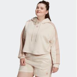 Mikina Cropped (Plus Size)