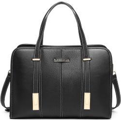 MISS LULU Černá taška přes rameno Panel