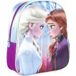 Modro-Fialový Dívčí Batoh Frozen 2 Tt-A09909k0000000