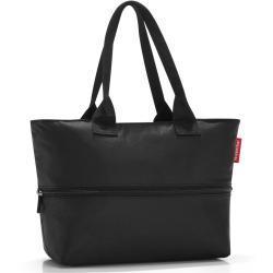 Nákupní kabelka se zipem Shopper e1 black RJ7003, Reisenthel
