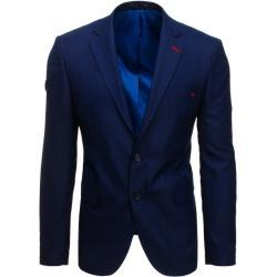 Navy blue men's jacket MX0519