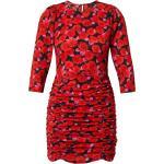 NEW LOOK Šaty červená / pitaya / černá
