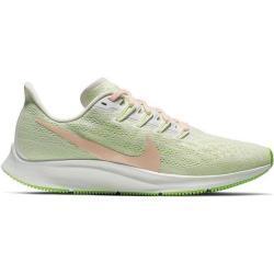 Pánská  Treková obuv Nike Zoom Pegasus v zelené barvě
