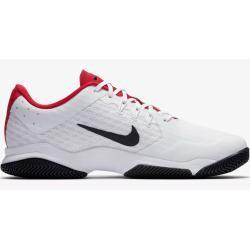 Pánská  Tenisová obuv Nike Zoom Ultra v bílé barvě Standartní prodyšná