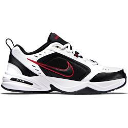 Nike Nike Air Monarch IV Men's Training Shoe, White/Black/Red - EU 48,5 (UK 13) / White/Black/Red SD13107430