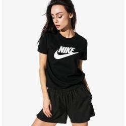 Dámská  Trička Nike Sportswear v černé barvě