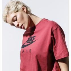 Dámská  Trička Nike v bordeaux červené
