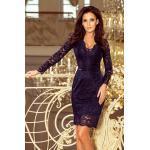 Dámské Krajkové šaty Numoco v elegantním stylu ve velikosti XXL plus size