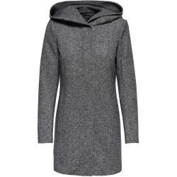 ONLY Přechodný kabát 'onlSEDONA' tmavě šedá
