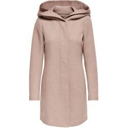 ONLY Přechodný kabát 'SEDONA' starorůžová