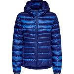 ONLY Prošívaná jarní bunda Tahoe modrá XS,S - poslední KOUSEK - XS