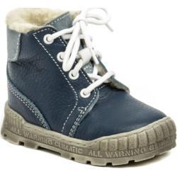Pegres 1700 modrá dětská zimní obuv EUR 20