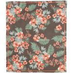 PRESENT TIME Sada 2 ks − Bavlněná utěrka Floral