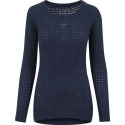 RED by EMP - Long Wideneck Sweater - Pletený svetr - námořnická modrá