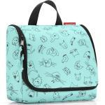 Reisenthel děti toiletbag kids cats and dogs mint