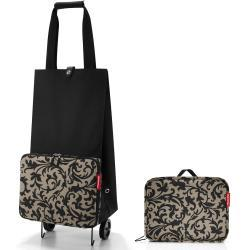 Reisenthel foldabletrolley baroque taupe