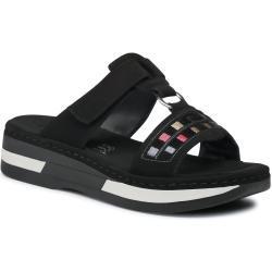 Dámské Pantofle Rieker v černé barvě