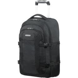 """Road Quest Laptop Backpack/wh 15.6"""" Solid Black 89442-1817, American Tourister"""