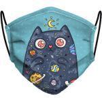 Rouška Bittersweet Paris Space Cat Face Mask