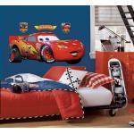 Samolepky z Lunami - Lightning McQueen. Samolepky Disney Cars.. RoomMates.