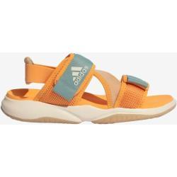 Dámské Sandály adidas Performance v oranžové barvě ve velikosti 40,5 na léto