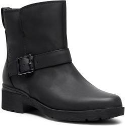 Dámské Kotníkové boty Timberland v černé barvě s výškou podpatku 3 cm - 5 cm