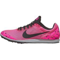 Dámské Tretry Nike Zoom Rival v růžové barvě