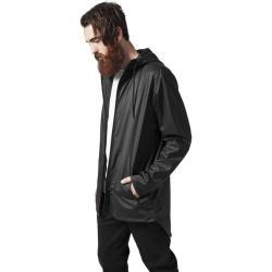 Urban Classics Raincoat black - XXL