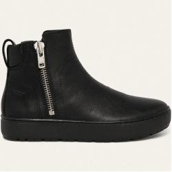 Vagabond - Kožené kotníkové boty Bree