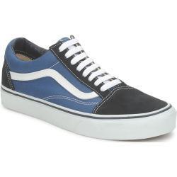Sportovní obuv  Vans Old Skool v modré barvě v skater stylu ve velikosti 43