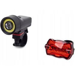 Verk LED světlo na jízdní kolo COB sada, 14218