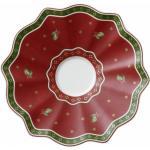 Villeroy & Boch Toy's Delight kávový / čajový podšálek, červený, 17 cm