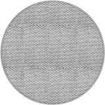 Koberce Vopi v šedé barvě v moderním stylu z bouclé