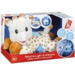 Vulli Plyšová žirafa s nočním světýlkem a melodiemi
