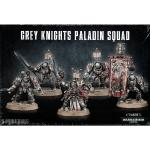 Warhammer 40000: Grey Knights Paladin Squad